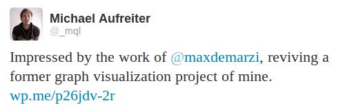 About | Max De Marzi
