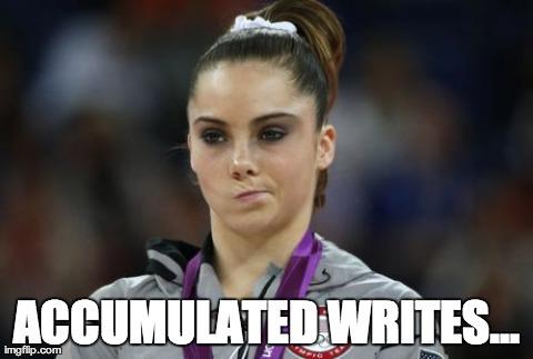 accumulated_writes